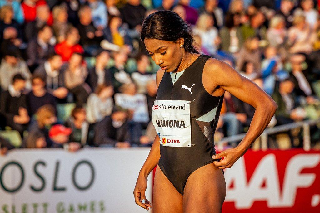 Mamona - Bislett Games 2019 - Oslo