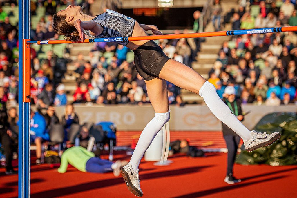Lasitskene - Bislett Games 2019 - Oslo