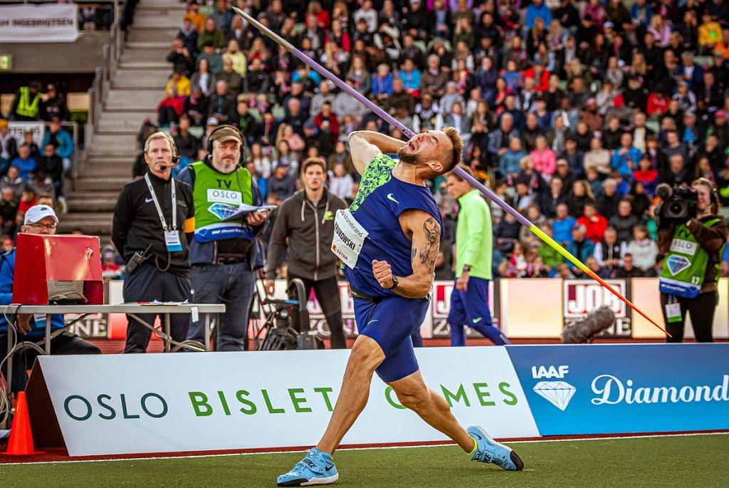 Krukowski - Bislett Games 2019 - Oslo