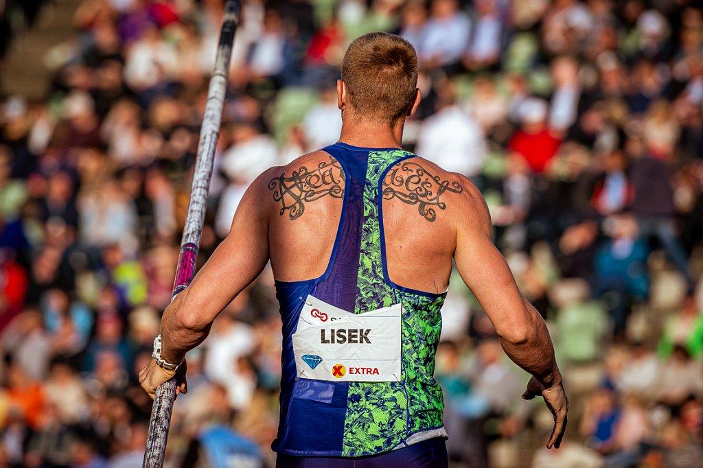 LISEK - Bislett Games 2019 - Oslo