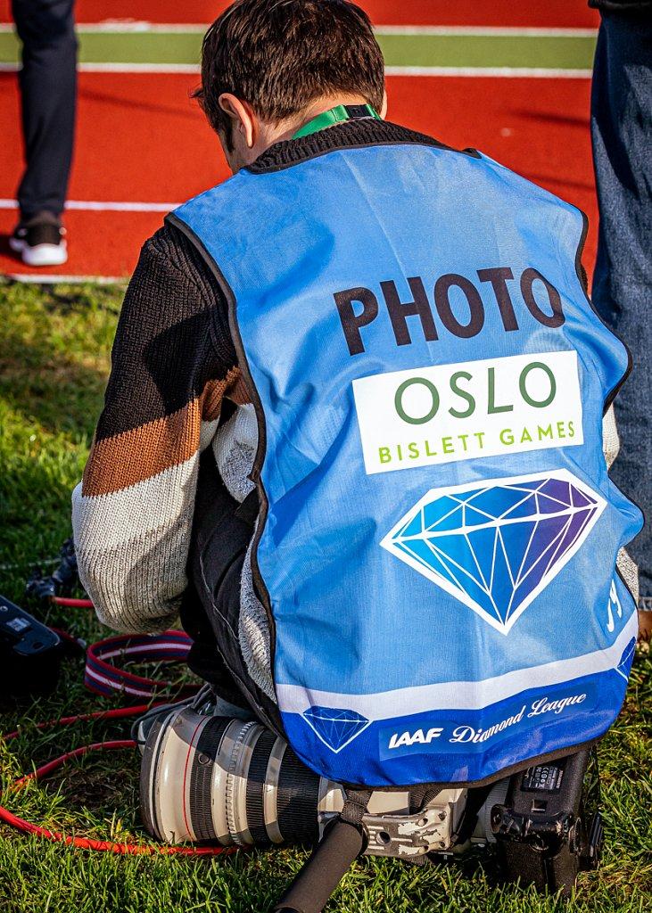 Bislett Games 2019 - OSLO