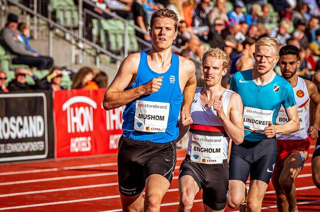 Mushom - Bislett Games 2019 - Oslo