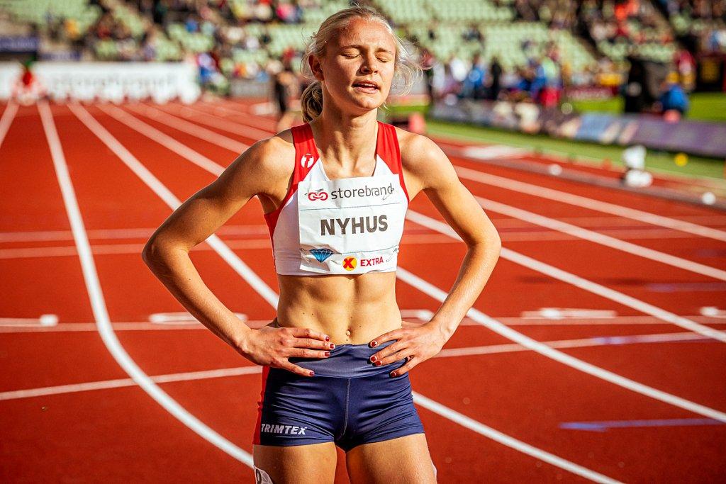 Nyhus - Bislett Games 2019 - Oslo