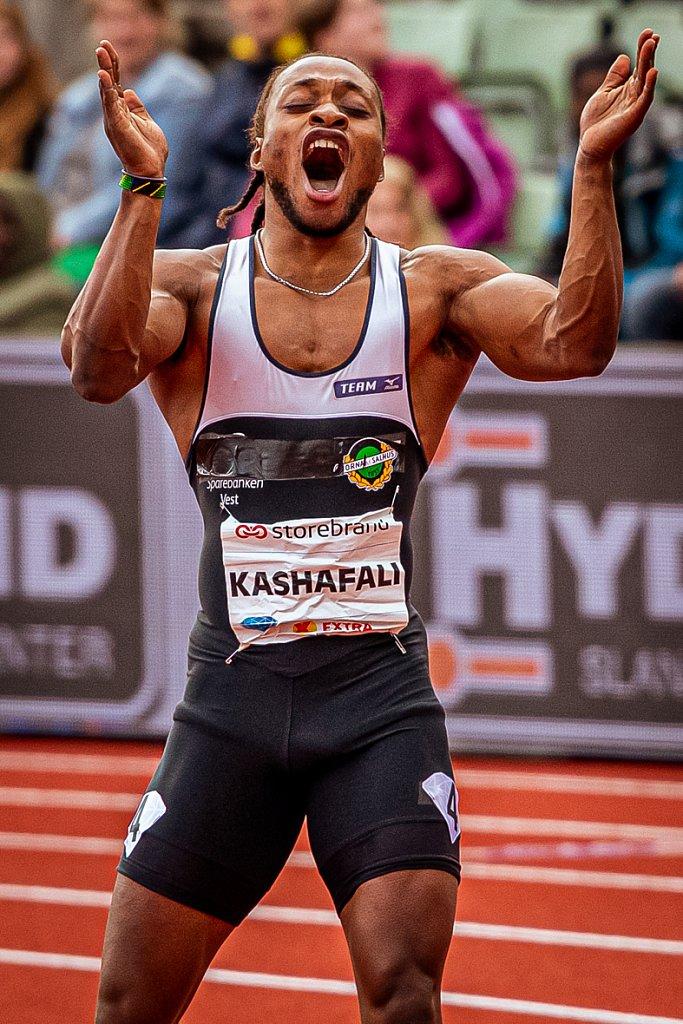 Kashafali - Bislett Games 2019 - Oslo
