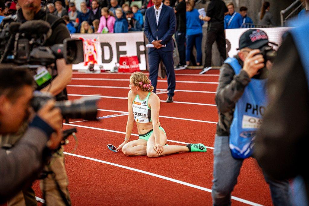 Pedersen - Bislett Games 2019 - Oslo