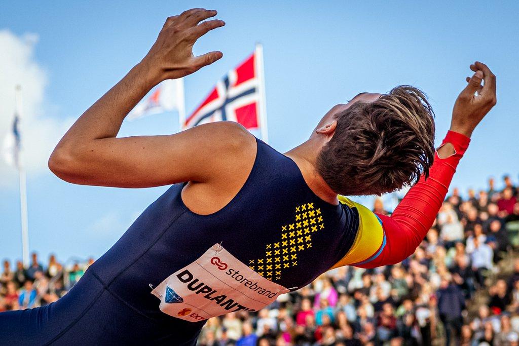 Duplantis - Bislett Games 2019 - Oslo