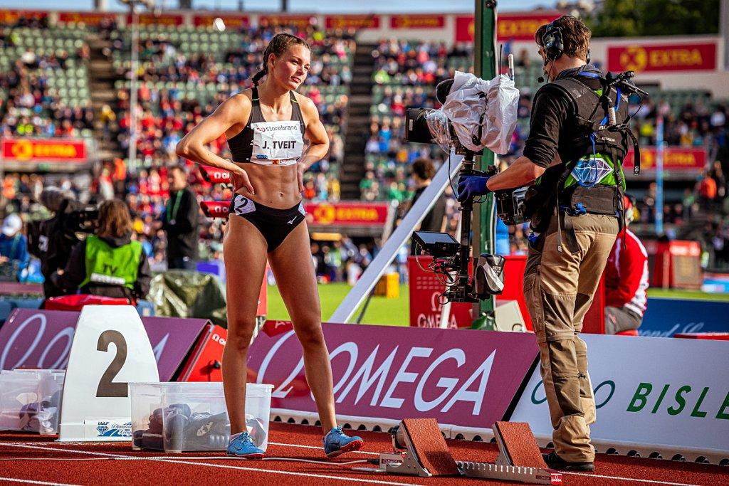 J. Tveit - Bislett Games 2019 - Oslo