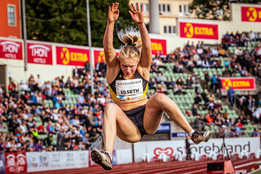 ULSETH - Bislett Games 2019 - Oslo