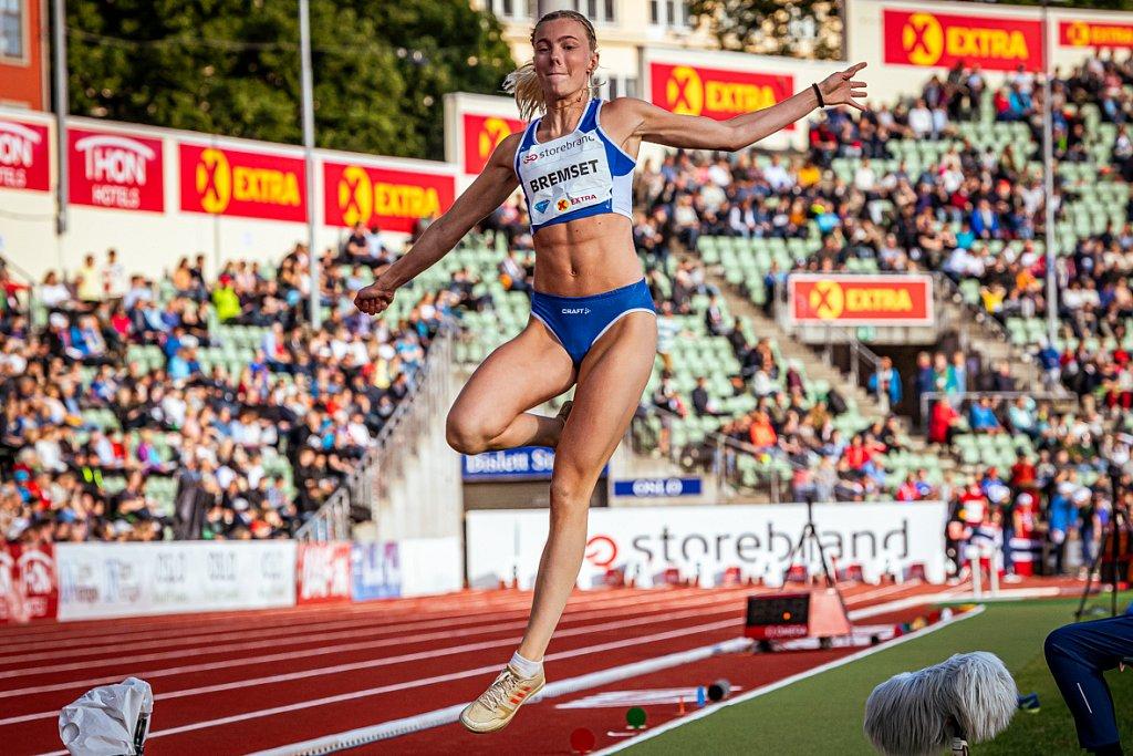 Bremset - Bislett Games 2019 - Oslo