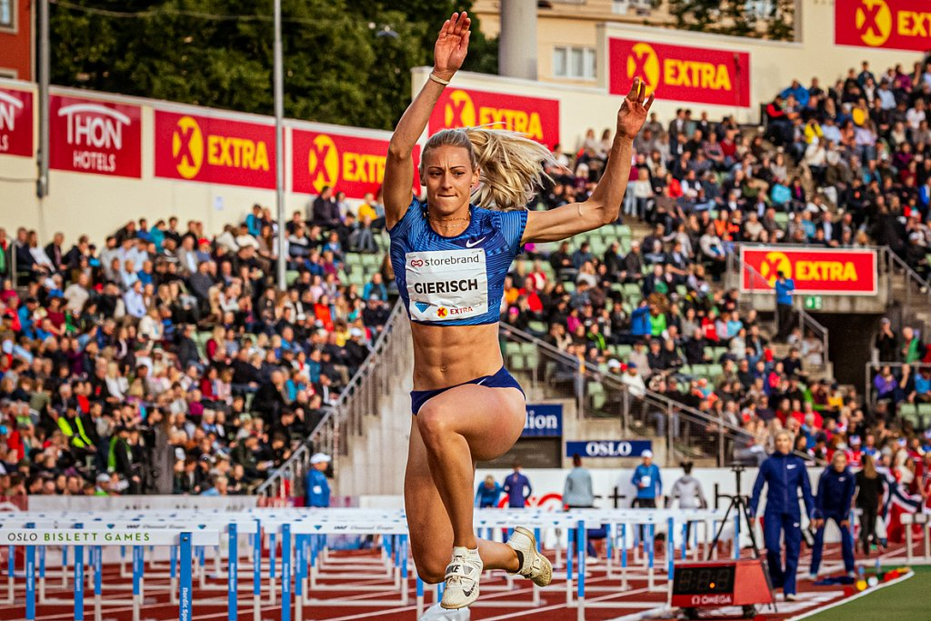 Gierisch - Bislett Games 2019 - Oslo