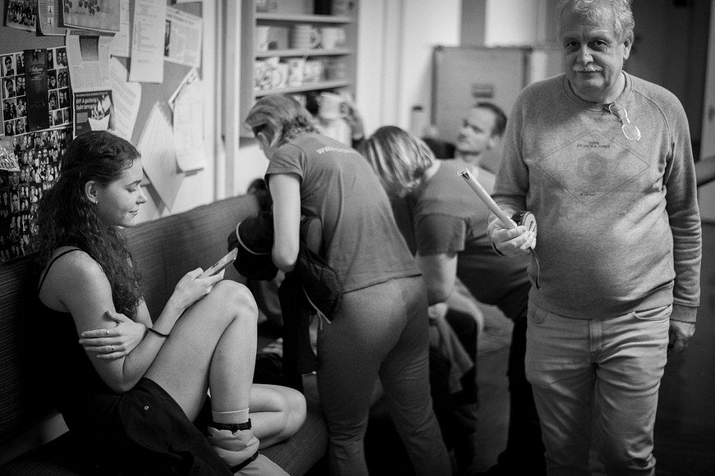 Győri Balett: Forgószél | Werk photos