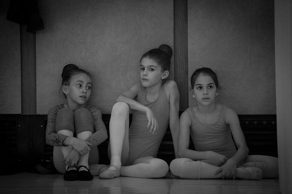 Ifjú balerínák