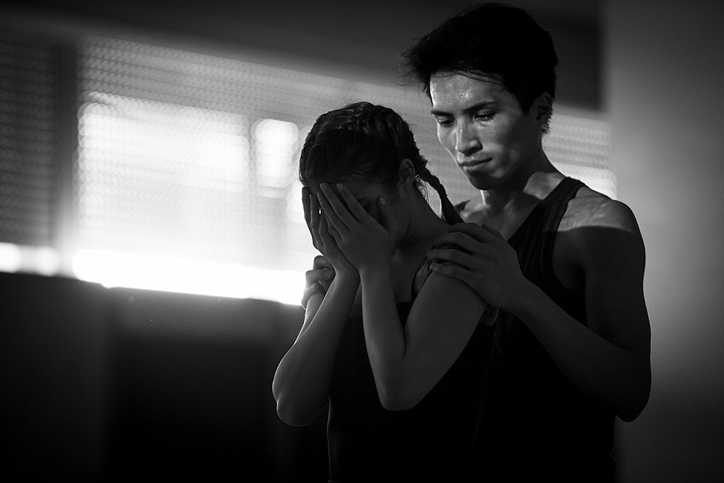 Guti Gerda (Dorothy) és Daichi Uemmatsu (Toto)